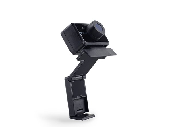 Image 1/2: The DK2 positional tracker's stand has several articulation joints and a tripod mount so you know it will always be there for you, bending over backward to help.