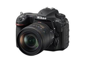 Nikon D500 Repair