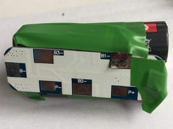 Try to isolate but do not cover the writings on the PCB so you can still see, what is already wired.