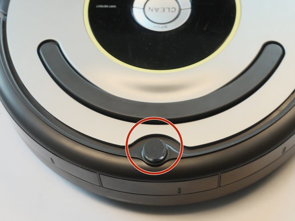 iRobot Roomba 630 Top Bumper Infrared Sensor Replacement