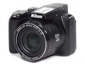 Nikon Coolpix P90 Troubleshooting