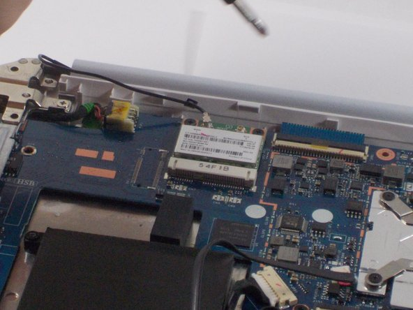 HP Stream x360 11-p015wm Wireless Adapter Replacement