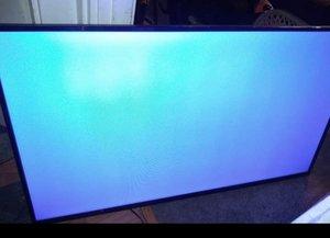 My screen looks blue - Samsung 60