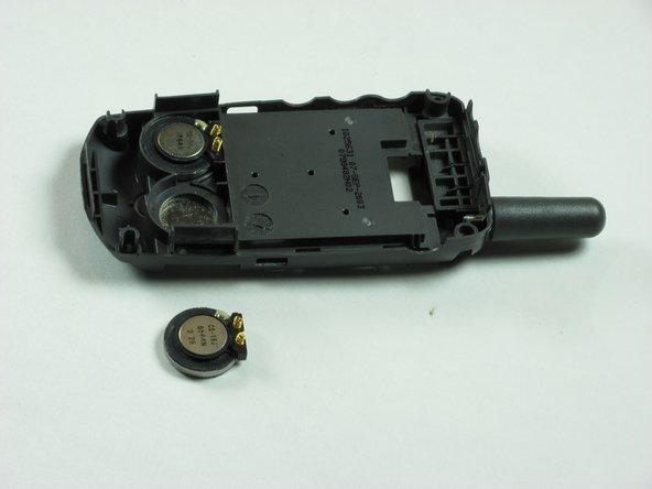 Remplacement du haut-parleur du Motorola V60s