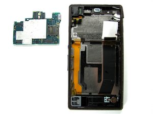 Sony Xperia Z Motherboard Replacement