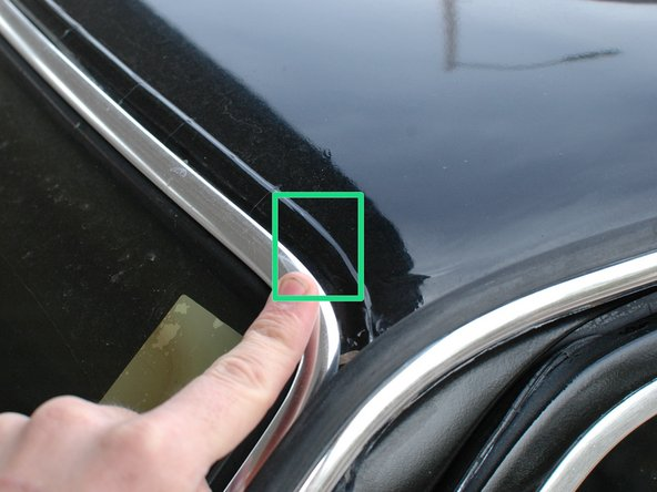 As you walk around the vehicle inspect each body panel for dents, dings, obvious paint blemishes or rust spots, etc.