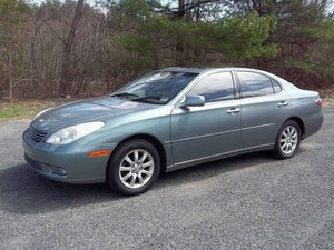 2001-2006 Lexus ES Repair