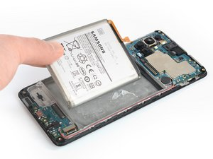 Samsung Galaxy M51 Akku tauschen