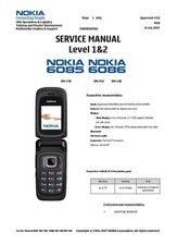 nokia 6085h repair ifixit rh ifixit com Nokia 6085 AT&T Cell Phone New Nokia Phone