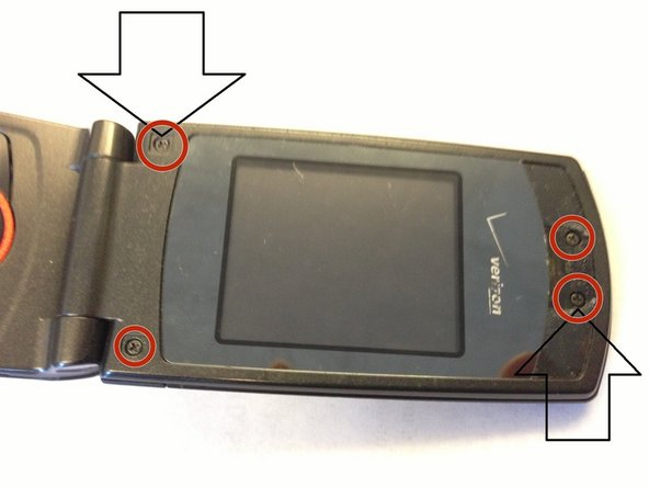 Image 1/1: Your phone should now be operational (after reinserting the battery). If it is not, revisit the steps, and make sure everything was reassembled correctly.