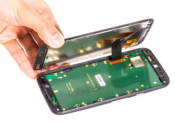 Motorola Moto G 3rd Generation Display Replacement
