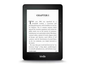 Kindle Voyage Repair