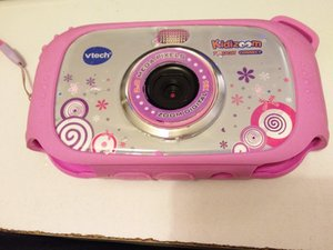 Vtech kidizoom camera disassembly