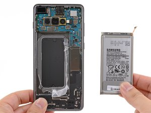 Samsung Galaxy S10+ Battery Replacement