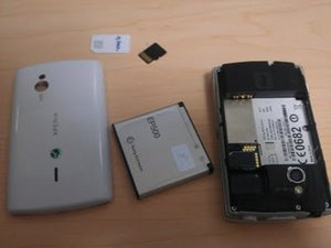 Sony Ericsson Xperia Mini Pro SK17i Teardown