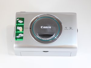 Canon CP-220 Repair
