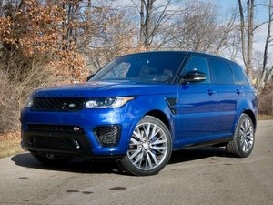 2013-Present Land Rover Range Rover Sport