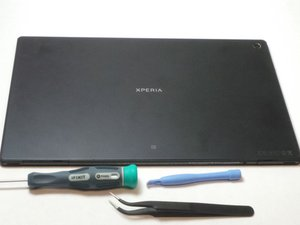 Sony Xperia Tablet Z Troubleshooting