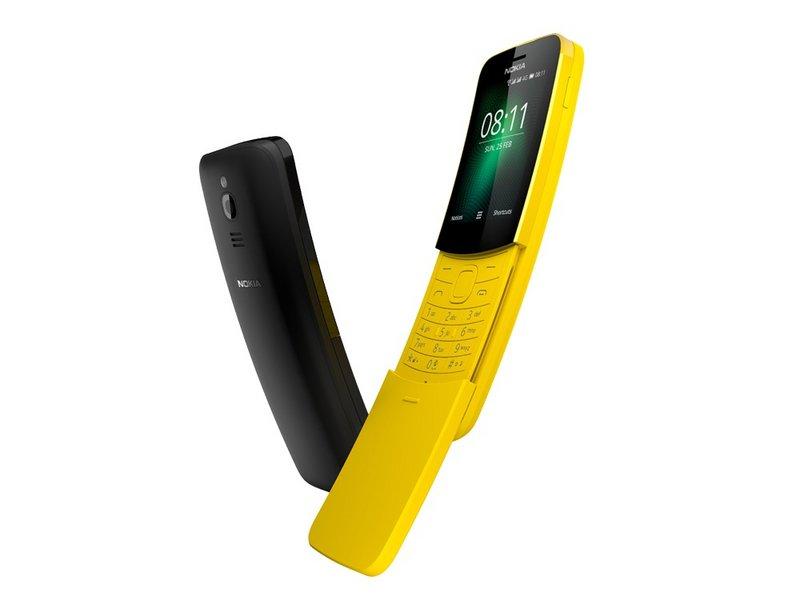 Nokia 8110 4G Repair - iFixit