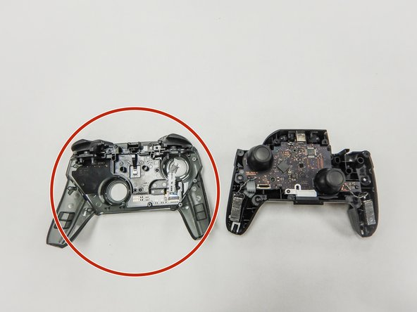 Switch Pro Controller Case Replacement