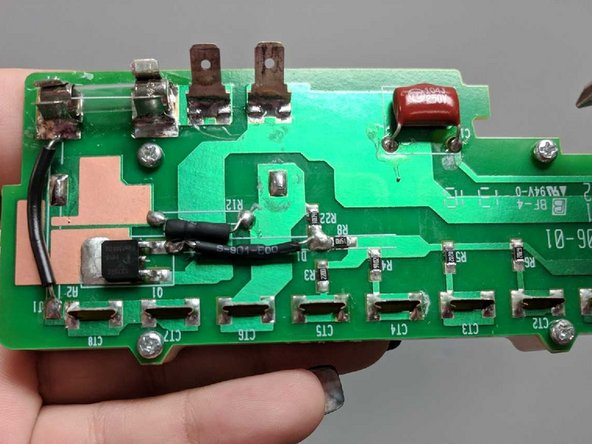 Oster BLSTSS-PZO Circuitboard  Replacement