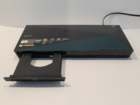 Sony BDP-BX510 Outer Cover Replacement