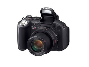 Canon PowerShot S5 IS Repair