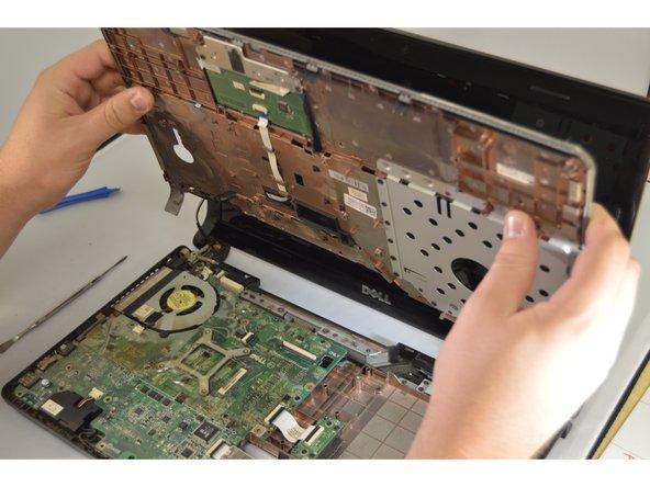 Remove casing.
