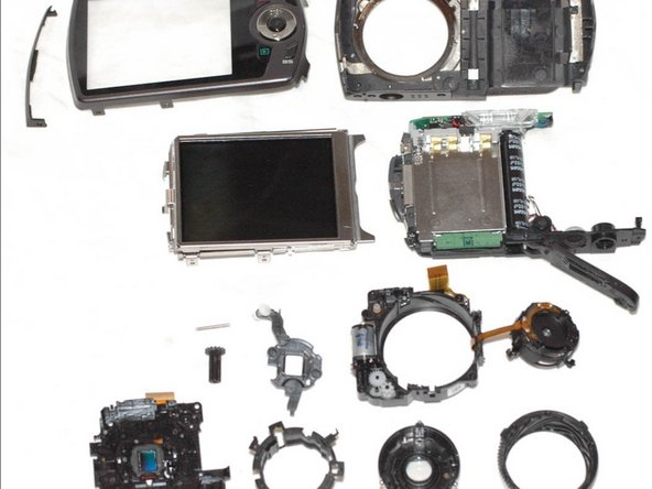 Here´s a overview of all the parts we´ve got.
