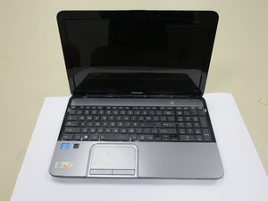 Toshiba Satellite L855-S5119 Repair