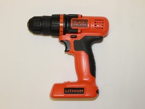 Black and Decker LDX172C Repair