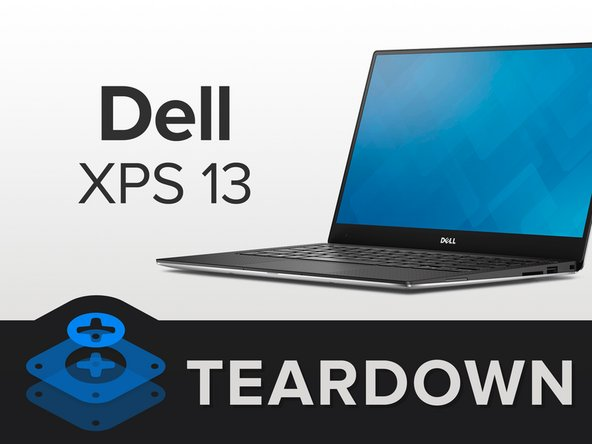 Our specimen of Dell's compact XPS 13 features: