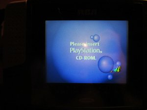 PlayStation SCPH-5501 Laser Trimpot Adjustment