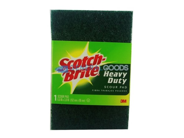 Scotch Brite Heavy Duty Scouring Pad Main Image