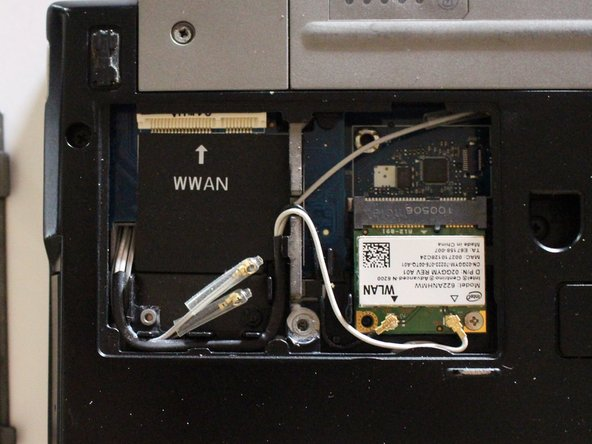 Dell Latitude E4310 MiniCard Replacement