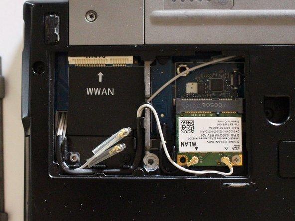 Dell Latitude E4310 MiniCard Replacement