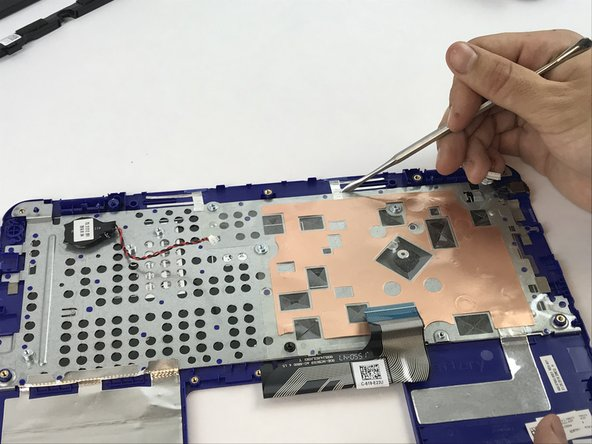Dell Inspiron 11-3164 Keyboard Replacement