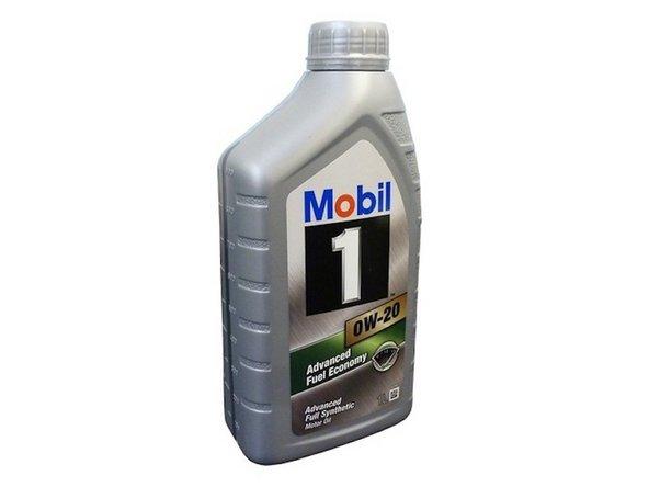 0W-20 Motor Oil Main Image