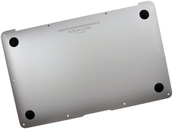 "MacBook Air 11"" (Late 2010 Mid 2011) Lower Case Main Image"