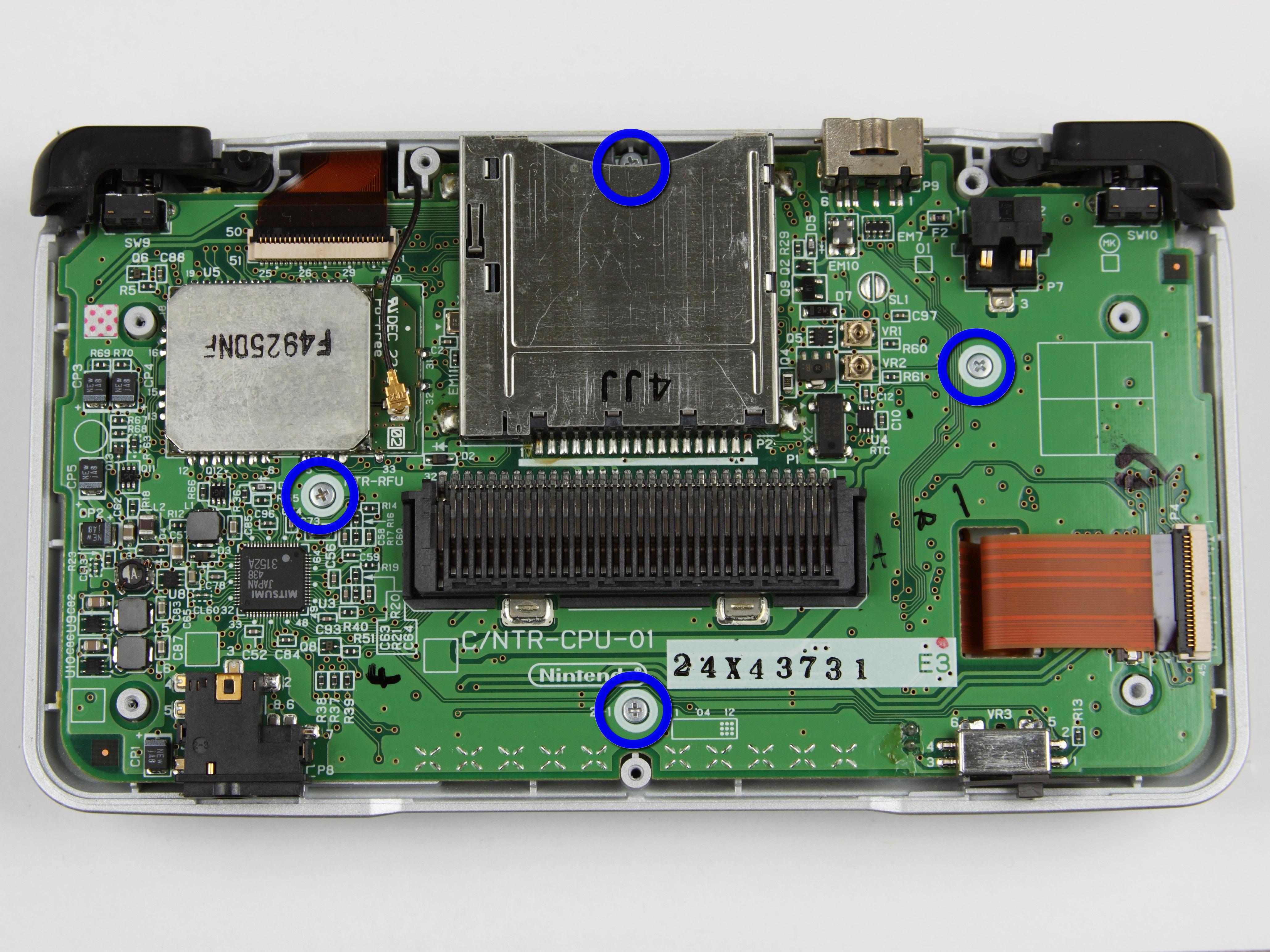 ds repair ifixit rh ifixit com nintendo ds lite owner's manual Nintendo Games
