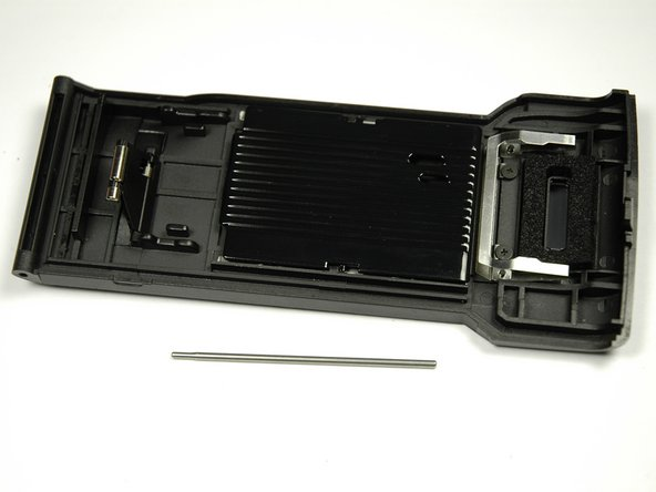 Canon EOS Rebel G Back Panel Replacement