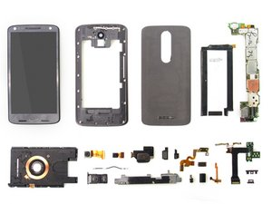 Motorola Moto X Force Teardown