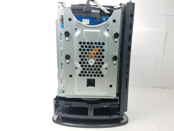 HP Pavilion Wave 600-a014 Hard Drive Replacement