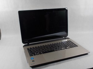Toshiba Satellite L55t-B5271 Repair