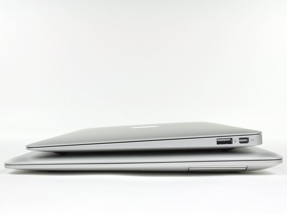The flip-open port door has been scrapped, and the new model manages to fit an extra USB 2.0 port along its right edge.