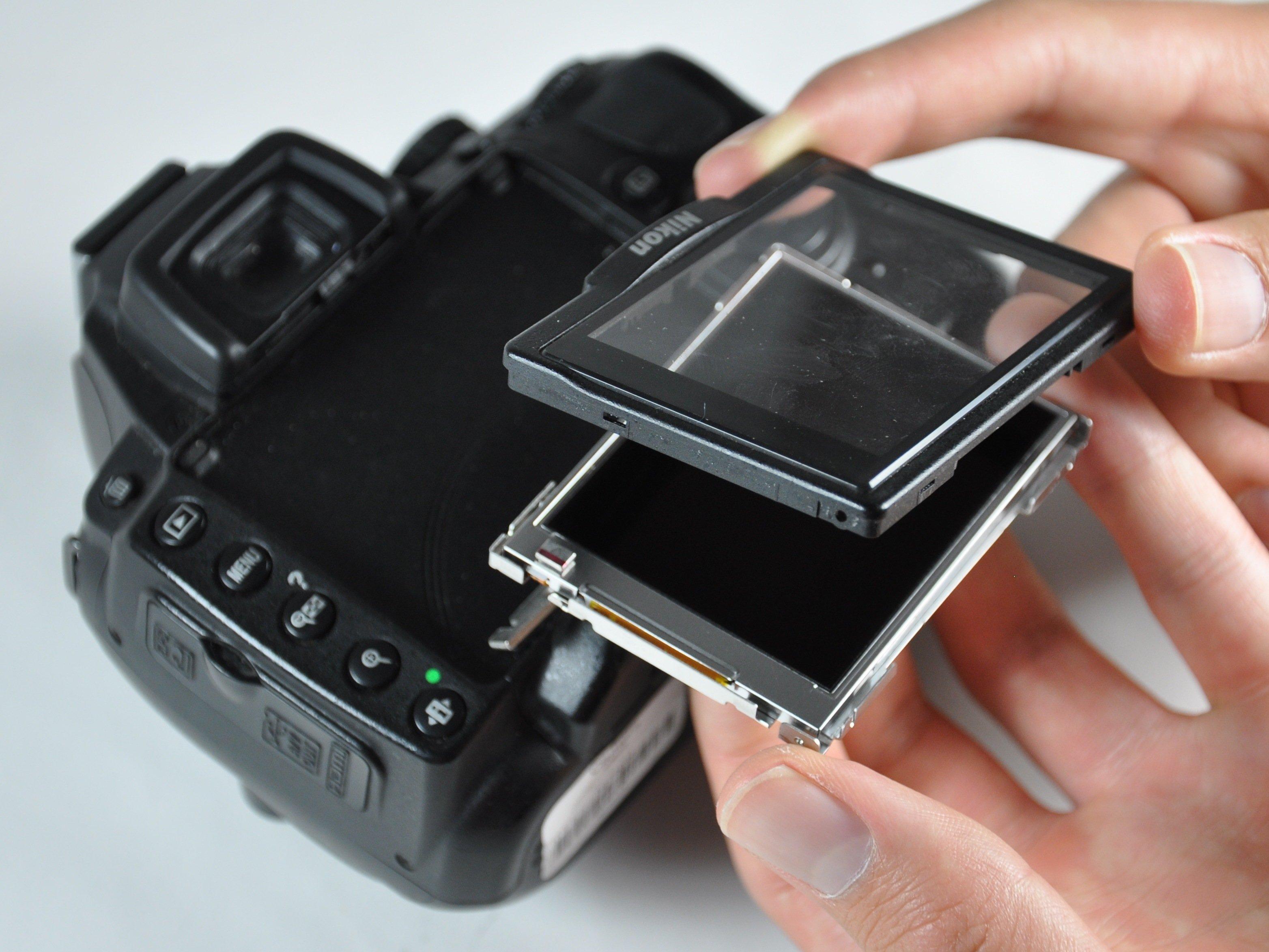 Repair Lcd Screen