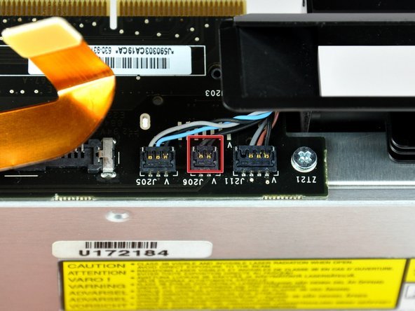 Mac mini Model A1283 Speaker Replacement