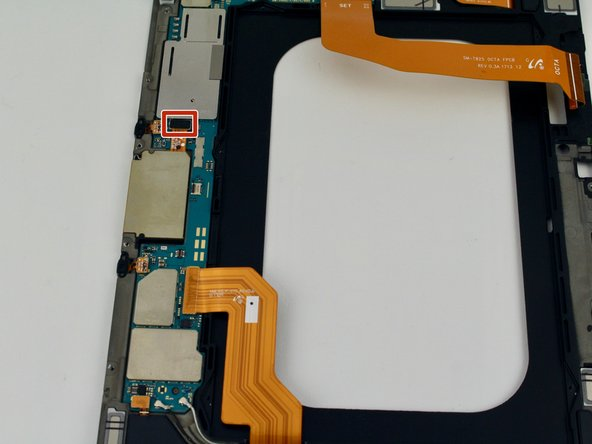 Samsung Galaxy Tab S3 Micro SD Card Reader Replacement