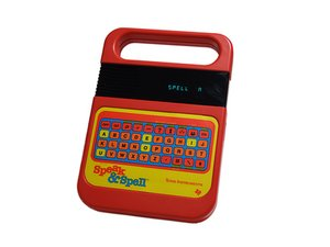 Speak And Spell Repair