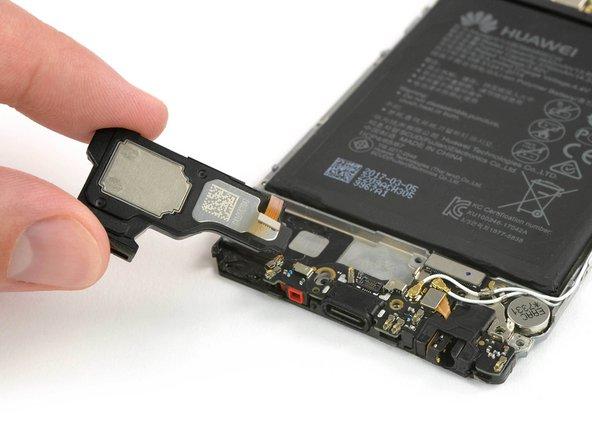Huawei P10 Plus Loudspeaker Replacement